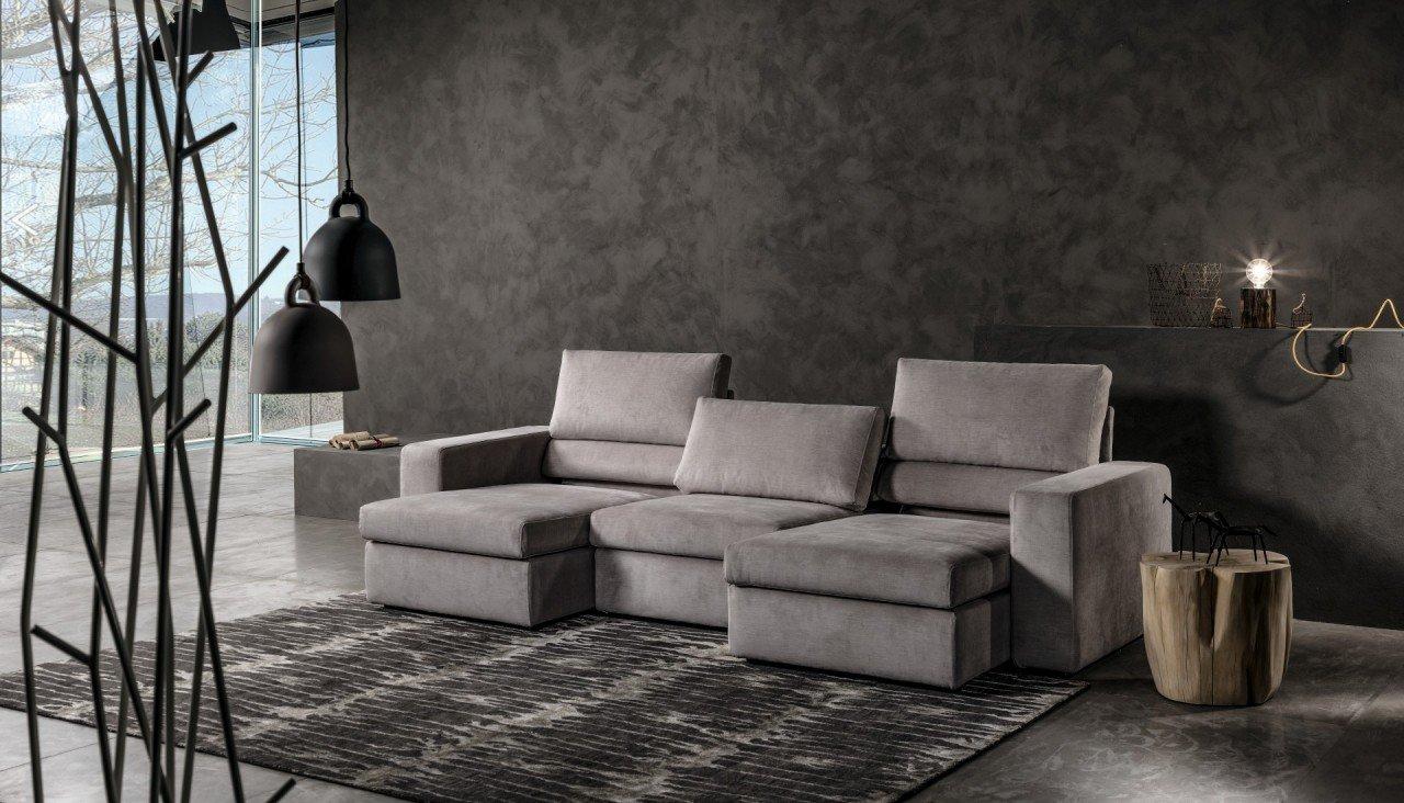 933 1 exco sofa korral divano in tessuto