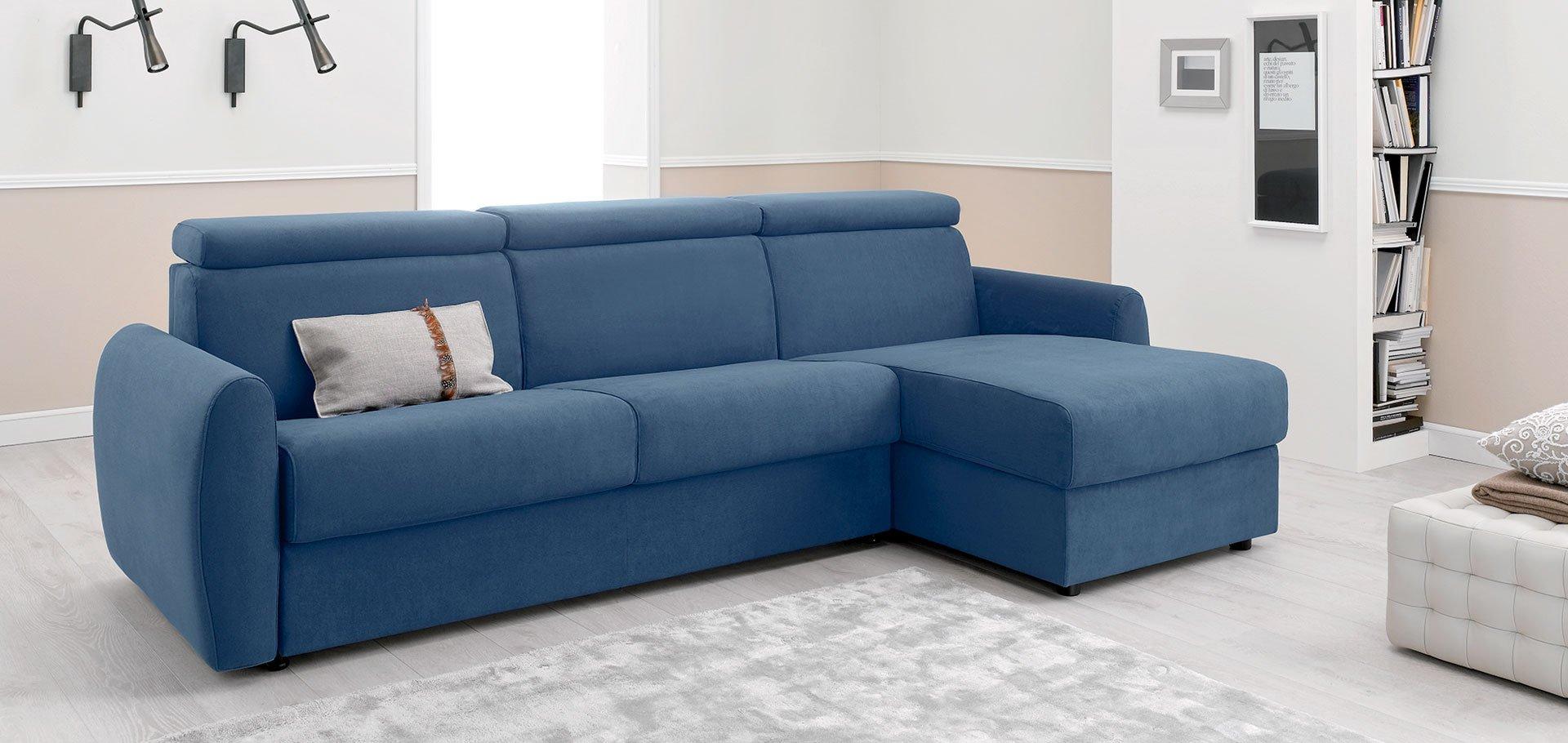 doimo divano letto moore