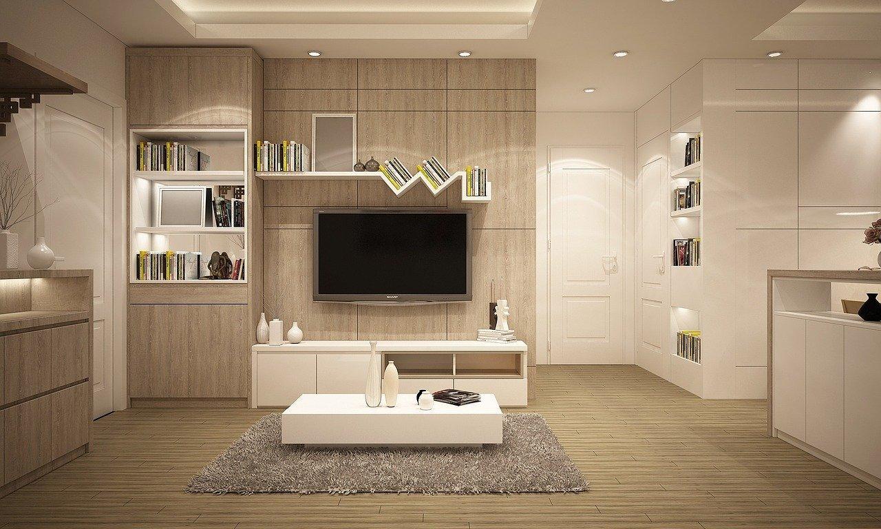 idee per organizzare la zona giorno della casa